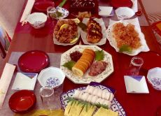 Enjoy Japanese homecooked meals, origami and calligraphy!