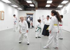 Try Aikido, a Wonderful Japanese Traditional Martial Art