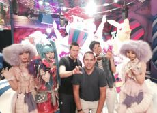 Enjoy the amazing Kawaii Monster Cafe and a tour in Harajuku