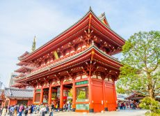 Take a one-day trip around the best spots in Tokyo