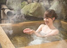 Day trip to Hakone in a romantic hot spring inn, from Tokyo!