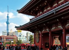 30% OFF Tour all major places in Asakusa area, Tokyo