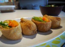 Quick-n-Easy! 60 min Inari-Zushi Cooking Class in Tokyo