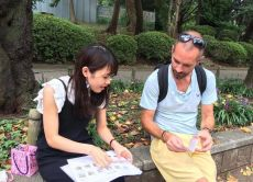 Make your own origami souvenir from Japan