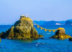 Cross the Ise Bay on a gorgeous cruise, day trip from Nagoya