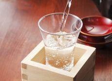 Japanese Sake tour in Nihonbashi Takashimaya