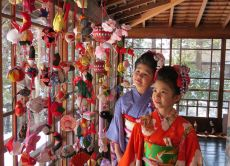Enjoy traditional Japanese dance experience in Morioka