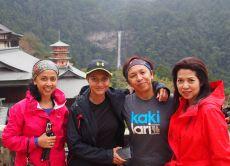 Join the Kumano World Heritage Tour (3-nights, 4-days)