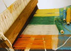 Visit a Rural Village & Learn the Art of the Silk Handloom