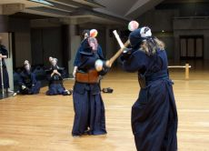 Experience 1 day Kendo tour with Samurai lunch in Tokyo