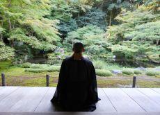 Tour Saihō-ji (Moss Temple), a UNESCO World Heritage Site