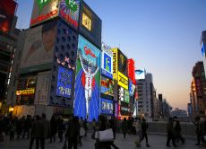 Eat, Play, and Shop! 1 Day Private Osaka Trip for Girls