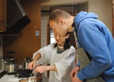 Enjoy Japanese home style cooking in Nara