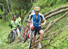 Go on a Bali Cycling Challenge (Advanced Riders Only)