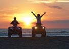 Bali ATV Tours: Seaside Villages and Beach Ride