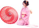 Wear a Kimono in Asakusa