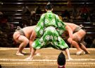 Get Tickets for the Sumo Wrestling Tournament in Nagoya