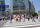 Dress in Kimono & take pictures at the Shibuya crossing
