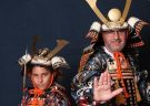 Dress as a samurai and take photos in Kyoto