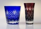 Make Old Tokyo Cut Glass in Sumida, Tokyo