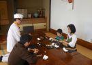Enjoy Japanese confectionery making in Shibamata area, Tokyo