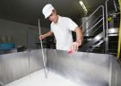 Make cheese, butter and ice-cream at Furano Cheese Factory!