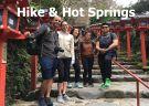 Hike to Kurama Temple & Enjoy a Hot Spring Bath!