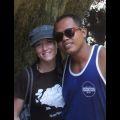 Liza and Wayan