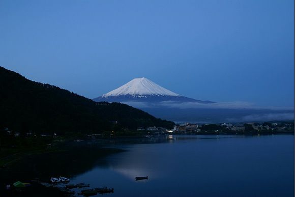 Hike Around Mt. Fuji with Lunch and Hot Spring! - 0