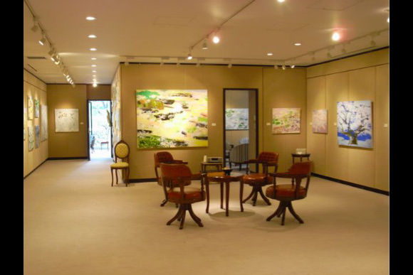 Find your favorite Art Gallery in Ginza - 0