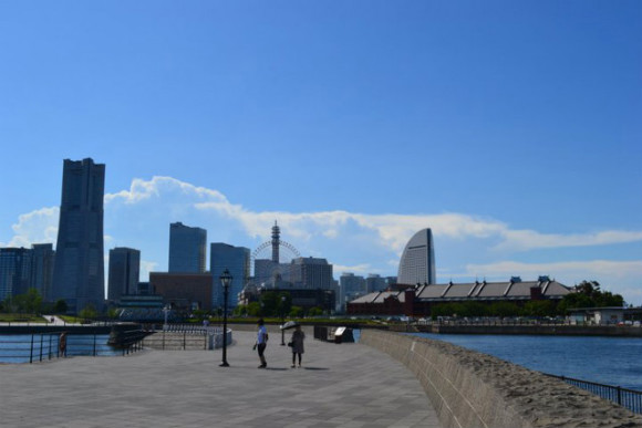 Explore Yokohama: Beach, Cruise and Chinese Food Tour - 0