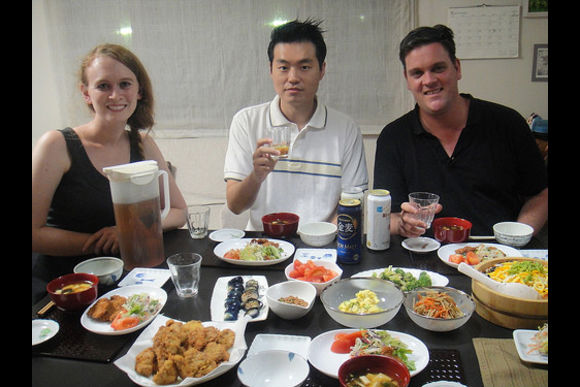 Join the Suzuki family for a Real Japanese Meal at Home - 0