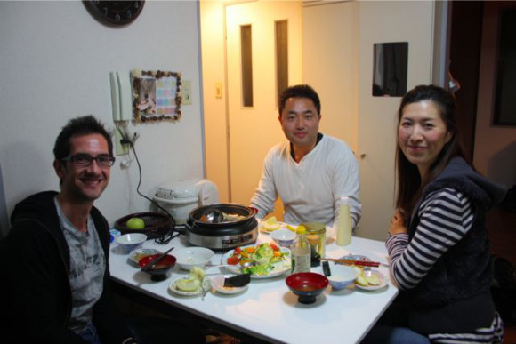 Join the Hayashi family for a real Japanese meal at home - 0