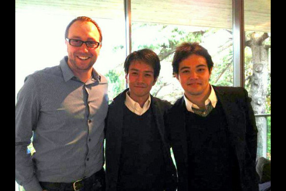 Eat Japanese Food with a Japanese Venture Capitalist - 0