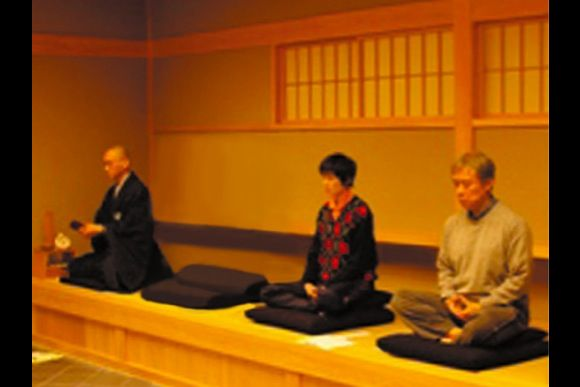 Experience the Spirit of Zen Through Meditation - 0