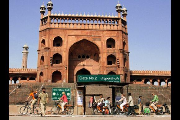 Bike along Delhi's Holy River: the Yamuna - 0