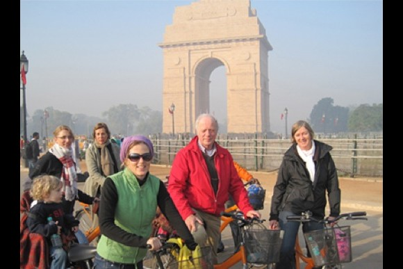 The Raj Tour: A Breathtaking Ride of Old and New Delhi - 0