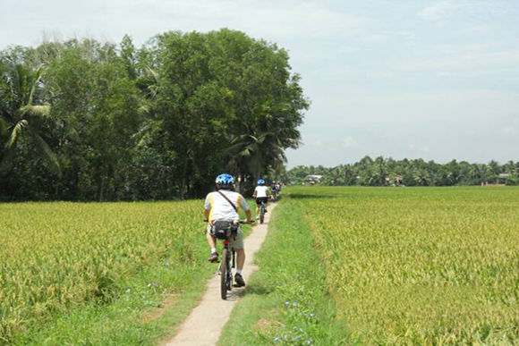 Bike through Saigon's countryside   - 0