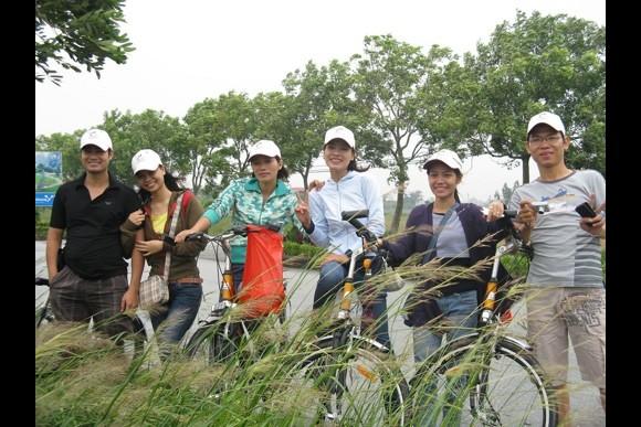Bike and boat through Hanoi's breathtaking countryside - 0