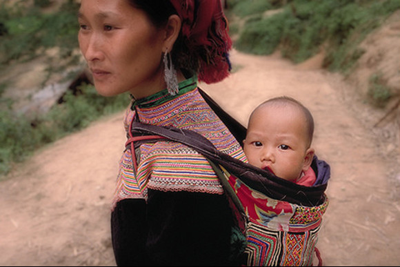 Ride through the mountains and rice fields of Sapa Valley - 0