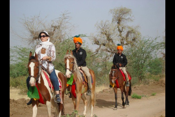 Explore the Villages of Rajasthan and Learn Block Printing - 0
