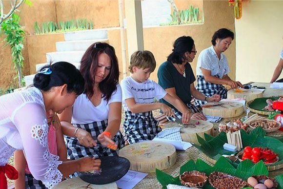 From the Market to the Kitchen: Learn Balinese Cooking - 0