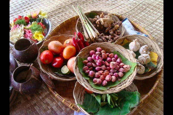 From the Market to the Kitchen: Learn Balinese Cooking - 1