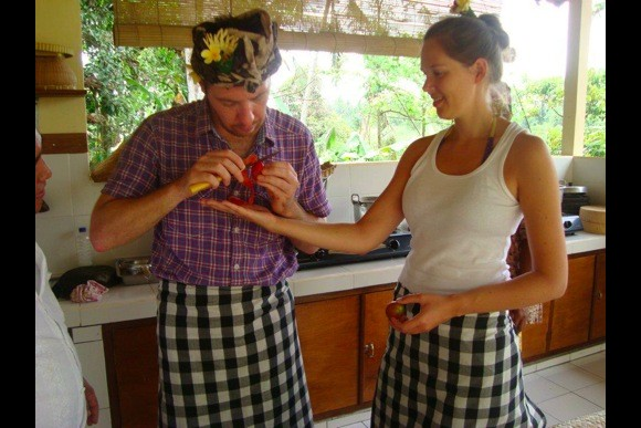 From the Market to the Kitchen: Learn Balinese Cooking - 2