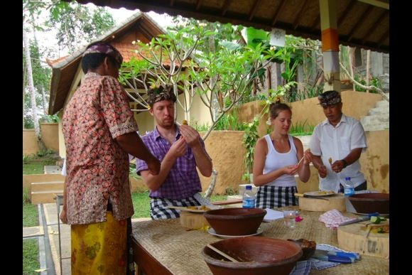 From the Market to the Kitchen: Learn Balinese Cooking - 3