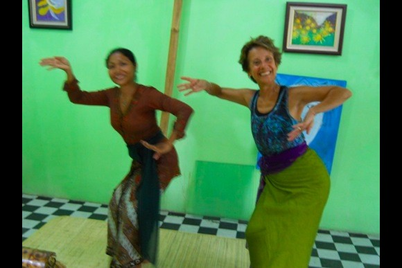 Learn the Basics of Balinese Dance - 0