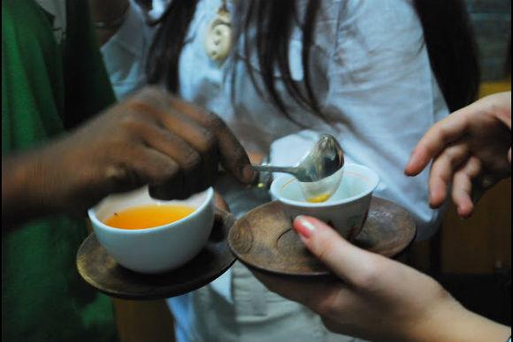 Vikram's Tea Tasting Party - 0