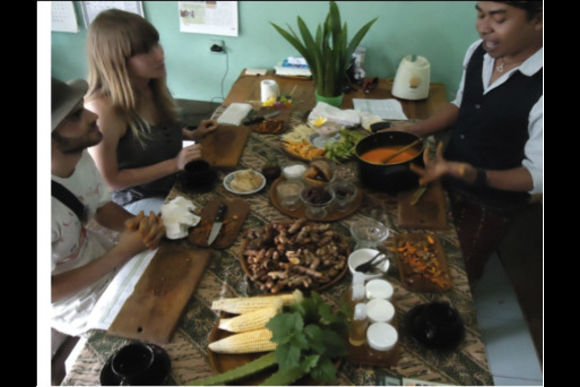 Learn About, Find, and Pick Healing Herbs in Bali - 3