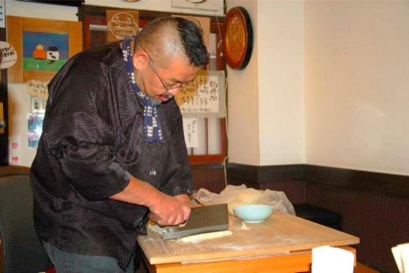 Experience Handmade Udon Noodle Making - 0