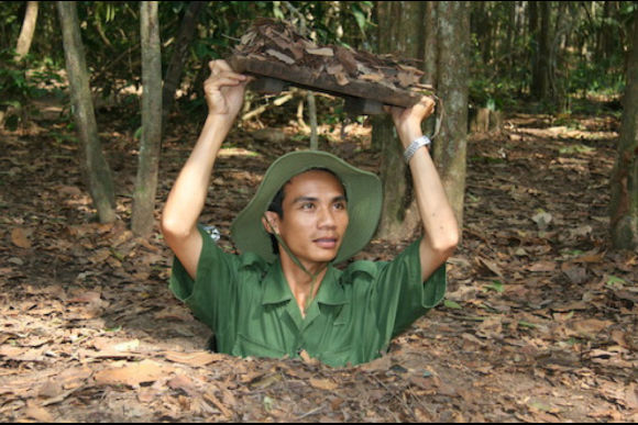 Ride on a speedboat and visit the Cu Chi Tunnels  - 0